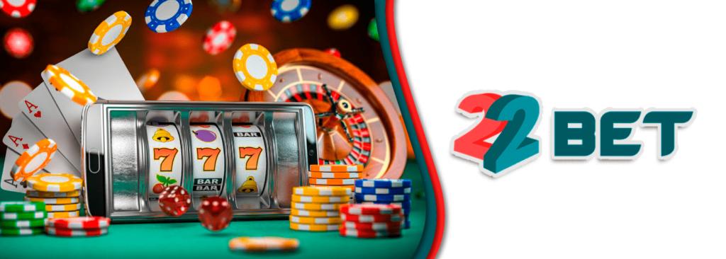 22Bet Casino en Línea en México
